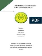 KEL 3 - Badan Pembantu Pimpinan Dan Organisasi Otonom Dalam Muhammadiyah