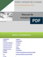 Manual de Instalaciones Brian Cruz Garrido