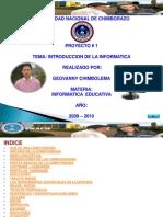cdocumentsandsettingsunachescritoriointroduccionalainformatica-100118151105-phpapp01