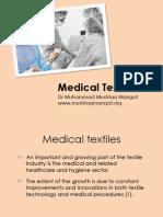 Medical Textiles