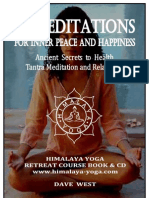 YOGA Meditationbooks