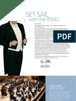 "RSNO 0809 Season Glasgow Brochure (Read in ""Fullscreen"")"