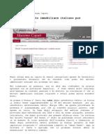 Massimo Caputi - Il punto sul mercato Real Estate italiano