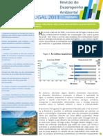 DESEMPENHO AMBIENTAL - PORTUGAL 2011 [REVISÃO - OCDE]