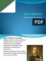 Ilarie Mitrea