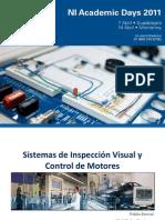 Sistemas de Inspeccion Visual y Control de Motores