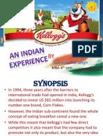 Kellog's Case India