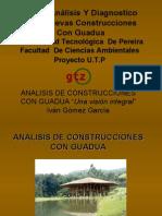 Analisis de Construcciones Con Guadua