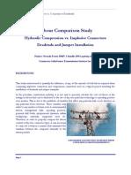 Labour Comparison - Implosive vs Compression Deadends