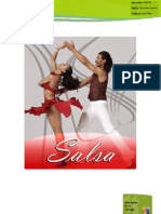 Danças Latinas - Salsa