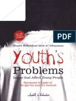 Youth's Problems Issues That Affect Young People