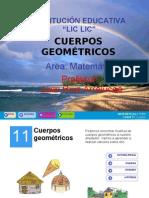 cuerpos geométricos (4º grado)