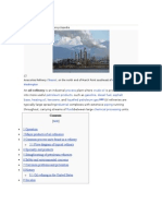 Oil Refinery Process