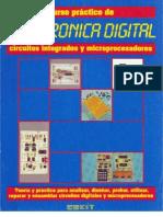 Curso de Electronica Digital Cekit - Volumen 1