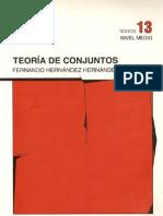 Fernandez teoria de Conjuntos
