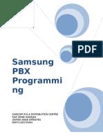 Samsung Programming