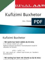 Kufizimi Buxhetor