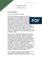 San Ireneo Lyon Seleccion Textos