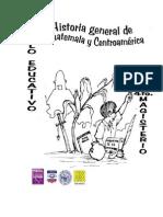 Historia General de Guate y CA