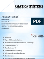 Information technology MIS ppt