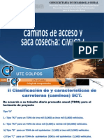 Present Ac i on Caminos