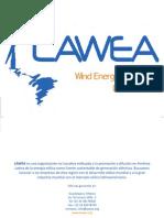 LAWEA, Anuario de Energía Eólica en America Latina y el Caribe 2009-2010