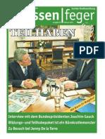Ausgabe 03 2013 Teilhaben - strassenfeger