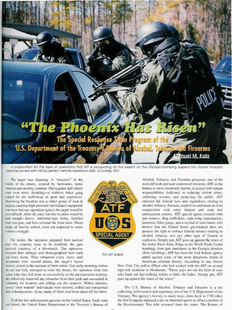 Atf article | Bureau Of Alcohol | Law Enforcement