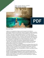 Los fósiles vivientes de las cavernas