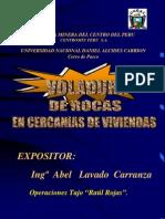 02-PV25 Voladura de Rocas en Cercanias de Viviendas-PERU