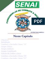 FUNDAMENTOS DE COMBATE A INCÊNDIO