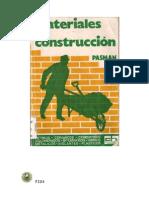 Materiales de Construcción - Pasman