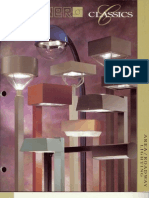 Sterner Lighting Classics Area and Roadway Series Brochure 1995
