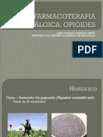 Aula Farmacoterapia de Opioides 19-09-20121