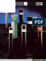 Sterner Lighting Bollards and Pathway Brochure 1982