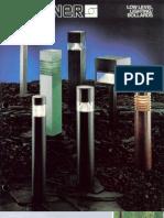 Sterner Lighting Bollards and Pathway Brochure 1987