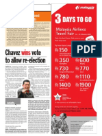 Thesun 2009-02-17 Page09 Chavez Wins Vote to Allow Re-election