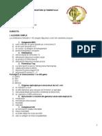 2008 Biologie Etapa Nationala Subiecte Clasa a XII-A 1