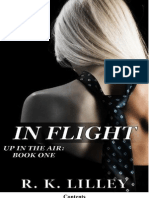 In Flight (Up in the Air Series Book 1) by R.K. Lilley