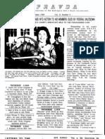 Depravda, November 1995