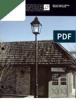 Sterner Lighting - Custom Lighting Wayzata Minnesota Project Flyer 1982