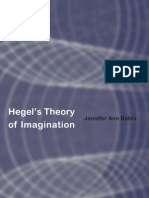 Hegels Theory of Imagination Suny Series in Hegelian Studies