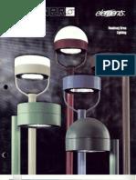 Sterner Lighting Elements Series Brochure 1990