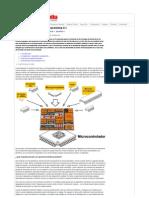 Capitulo 1- El mundo de los microcontroladores