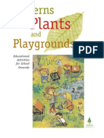 Patterns Plants Playgrounds