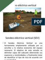 Sondeo eléctrico vertical (SEV)