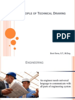 Basic Principle of Technical Drawing