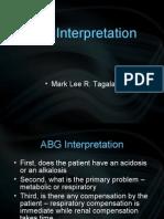 ABG Interpretation