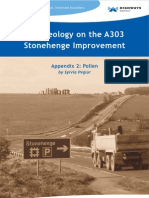 Pollen - Archaeology on the A303 Stonehenge Improvement