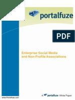 White Paper - Portalfuze Non-Profits/Associations